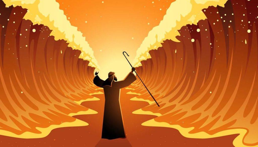 Ő mondta: Ha hinnétek Mózesnek, hinnétek nekem