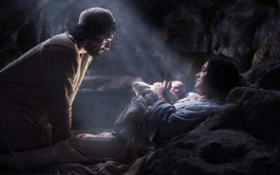 Dávid király utódja, mégis istállóban született