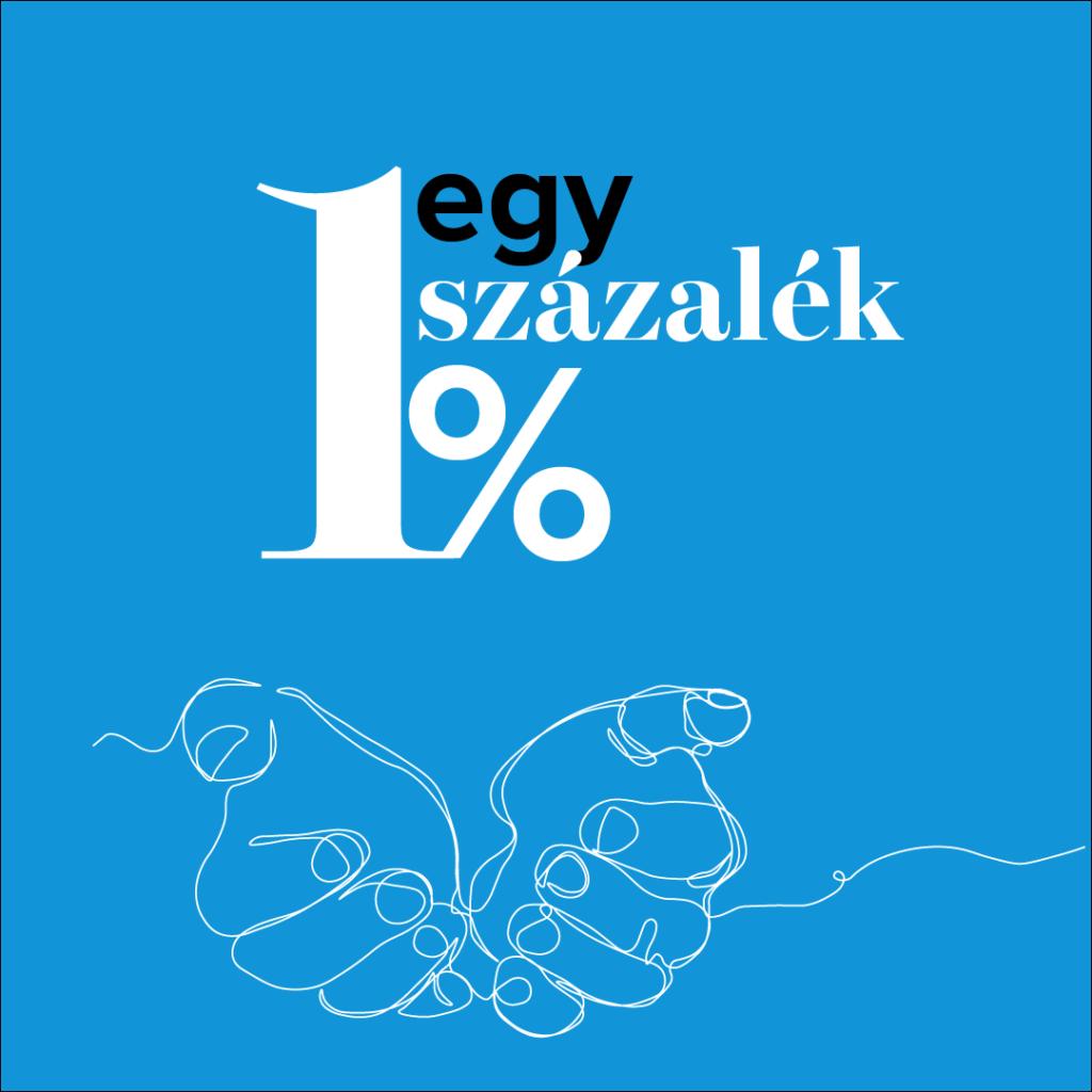Kérjük támogass minket adód 1%-val!
