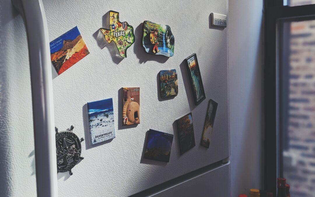 Ha van ennivaló a hűtődben… Gondolatok a parasáról – Reé