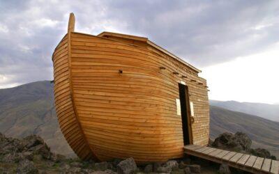 I_tennel járni, I_ten nélkül járni – Gondolatok a Parasáról: Noách